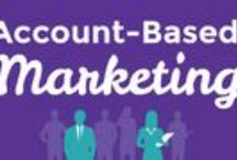 Account Based Marketing / Account Based Marketing: Focus your efforts on those accounts/ industries that are most likely to generate revenue for your company.  #AccountBasedMarketing  #ABM