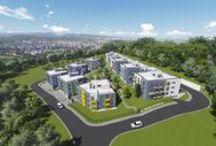 Citadela Residence Cluj / Linistea naturii la tine acasa. Apartamente confortabile la liziera padurii Faget, cu vedere panoramica asupra Clujului.