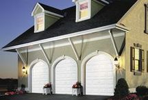Clopay 4400 Garage Doors / Garage Doors / by Thomas V. Giel Garage Doors