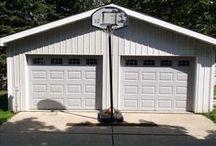Clopay 4050 / by Thomas V. Giel Garage Doors
