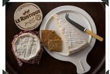 To Brie or not to Brie .... Camembert / Our board to share the history and love for the two great white mould, surface ripened cheeses of France - Brie and Camembert.