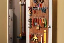 Garage Organization / by Thomas V. Giel Garage Doors