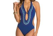 Women's One-piece Swimwear / One piece swimsuit options for the woman in your life.