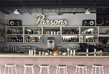 Cafes, bars and restaurants|