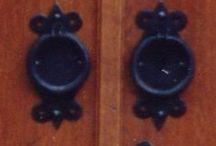 kunság rustic beltéri ajtók / prémium fa beltéri ajtók rusztikus stílusban