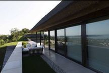 kunság minimal ablakok-és erkélyajtók / prémium fa nyílászárók minimál stílusban