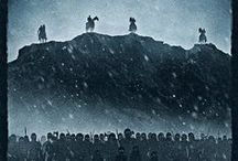 """• Valar morghulis • / """"Yes, all men must die. But we are not men."""""""