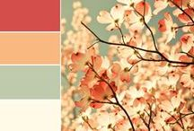 fabulous colour palettes! / yummy palettes to inspire your home décor planning, quilting and dressmaking projects.