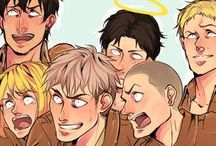 s n k / mainly Erwin Smith, oops