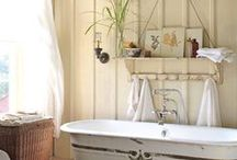 powder room / by Jeanette Huse-Schu