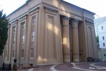 Richmond Virginia landmarks / Historic places in my hometown.