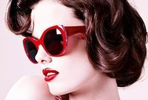 """♦ Talk to me Harry Winston. ♦ / """"Designer shades, Just to hide your faces.""""  Accessories.  / by Imaan Abbasi"""