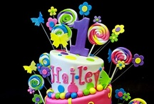 Birthday Party Cakes (ideas/themes on other board) / by Carlene Jager