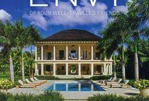 Inspirato Magazine, #inspirato / Puntacana Full Page Spread, inspirato