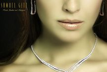 Samuel Getz Jewelry Designs / Brazilian Model; Karina Michelin