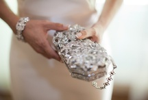 things that sparkle / whether it's a little or a lot, we love wedding accessories that glitter.