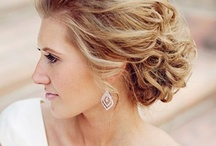 wedding day hair & makeup / hair, makeup, and beauty ideas to help you feel your most beautiful on your wedding day