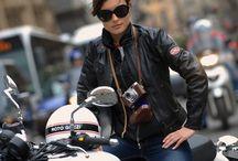 Motorcycle Babes / by Erik J