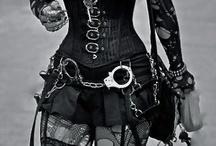 Goth/Punk/Metal Style / by Erik J