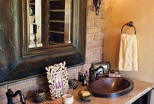 Bathrooms / by Kim Dickinson