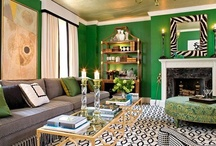 Emerald Green - Color of the Year 2013 / by Parade of Homes TC