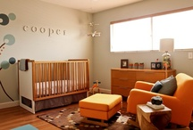 Nursery Ideas :) / by Stephanie Jones