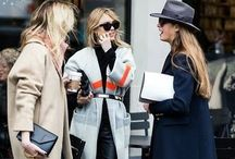 S T R E E T / - Stylish Snaps from the Street -
