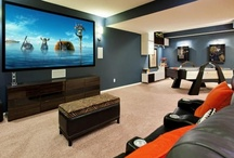 The Man Cave / by Parade of Homes TC
