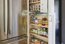 Home Storage / Clever ways to stay organized / by Parade of Homes TC