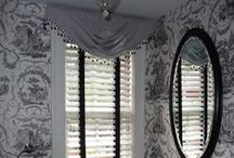 Decorating with toile