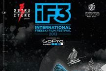 iF3 Festival Visuals / All iF3 Festival visuals for 2013