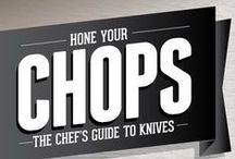 It's a Stitch in the Kitch! / Basic Cooking tips.  / by Imaan Abbasi
