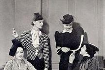 Ladies fashion 1930s