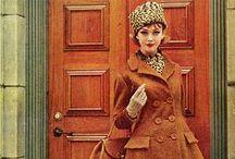 Ladies fashion 1960s