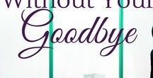 Book - Without Your Goodbye: A Novelette / WITHOUT YOUR GOODBYE: A NOVELETTE by Tonya Rice (Magnolia Bay Publishing, 2014). Without Your Goodbye: A Novelette is a tale full of secrets, twists, and unexpected triangles. It's also a story about love, family, and friendship.