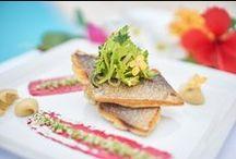 Bamboo Restaurant, #foodietravel, #puntacanaresort / Bamboo Restaurant, Tortuga Bay Hotel, Dominican Republic, #puntacanaresort