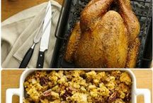 Thanksgiving! / Everything for Thanksgiving parties, snacks, dinner and decorations!