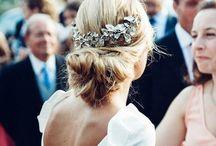 Peinados / Peinados para novias e invitadas