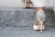 Zapatos / Zapatos maravillosos para novias e invitadas