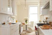 galley kitchens.