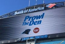 Prowl The Den 2016 / Prowl The Den!  Twenty-five winners and their guests go behind the scenes at the home of the Carolina Panthers!