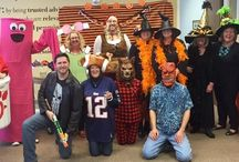 Halloween 2016 - Administrative Team