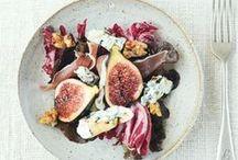 Food Delight / UK Glam Food - Seasonal Guides & Recipe Tips http://uk.glam.com/food/seasonaleats / by Char, Henna & Jess