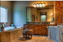 OKC Bathrooms / Bathrooms in homes listed by real estate agents at RE/MAX First in Oklahoma City, Oklahoma.