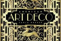 deco/nouveau stuff / by Raina Harper