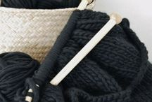 Tricot and knit