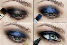 Hair, nails & make-up...