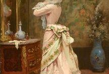 French Art and Culture -Les belles choses françaises / French Art & Culture