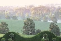 Le Beau Paysage Francais / Beautiful Countryside and Gardens in France
