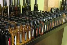 Our Products / We offer a wide variety of #Premium #OliveOils, #NutOils and #Balsamics. Come in for a tasting and for recipe ideas. We would love to show you around! www.PairingsEVOO.com